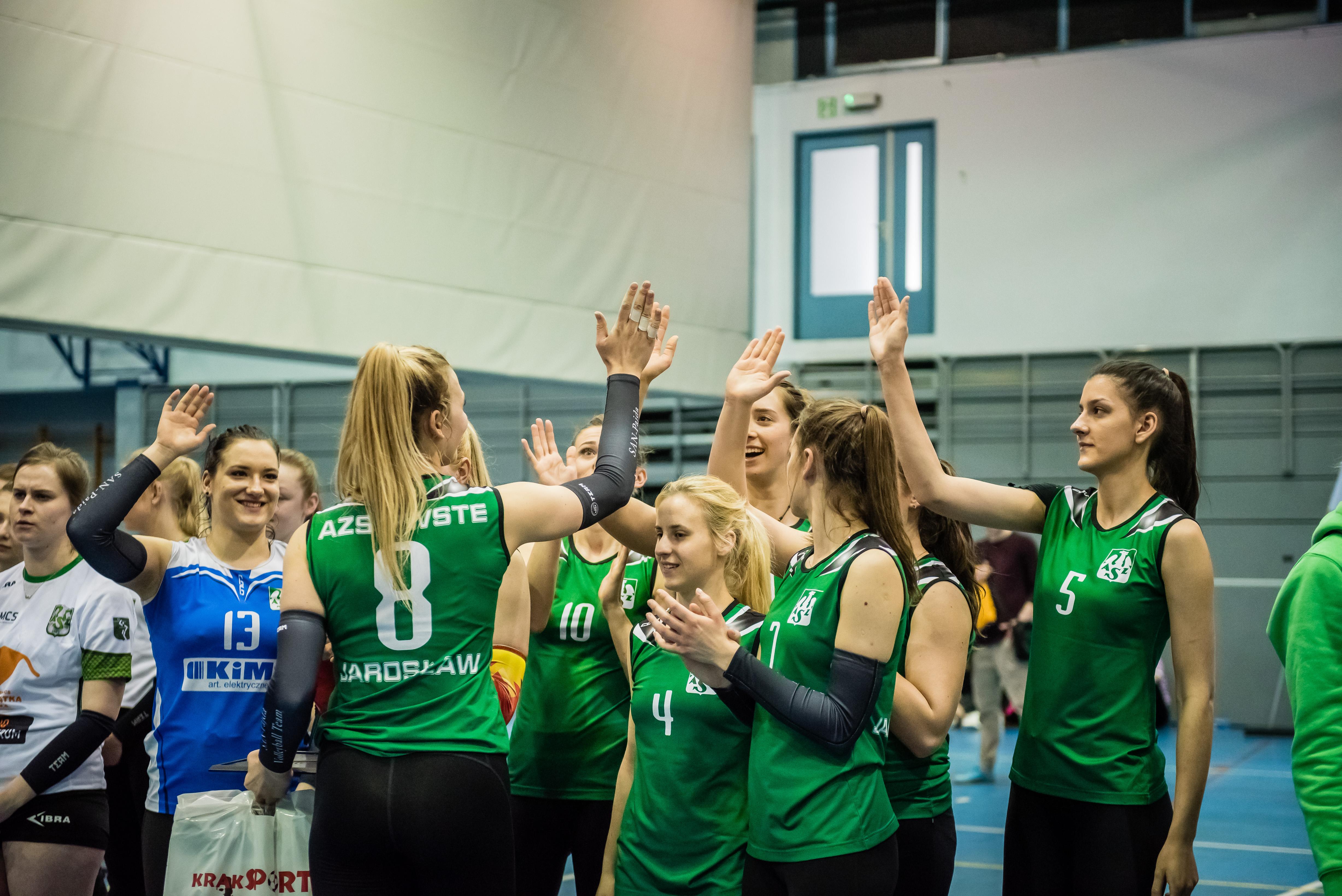 Akademickie Mistrzostwa Polski na UEKu