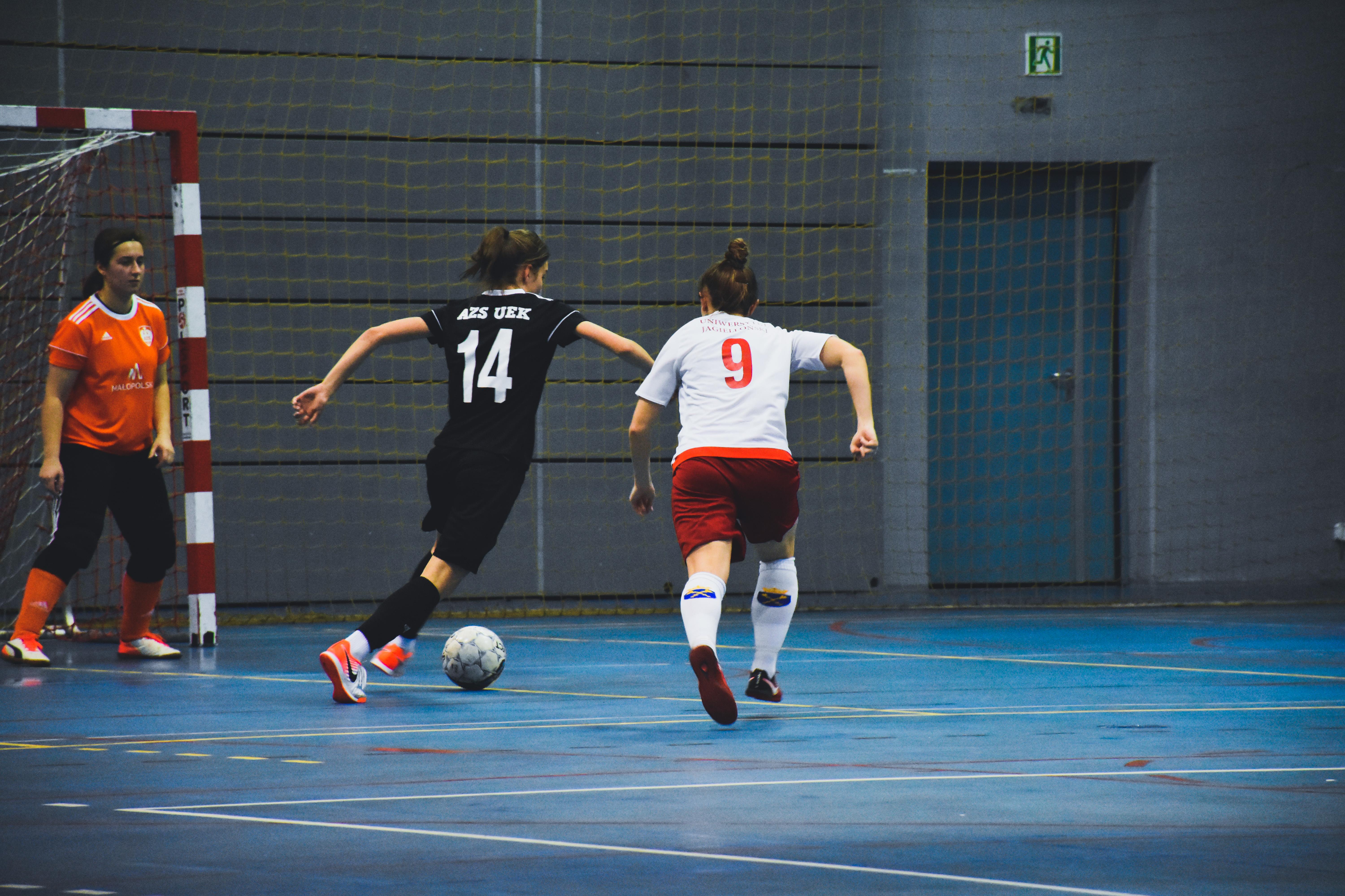 Relacja z meczu futsalistek